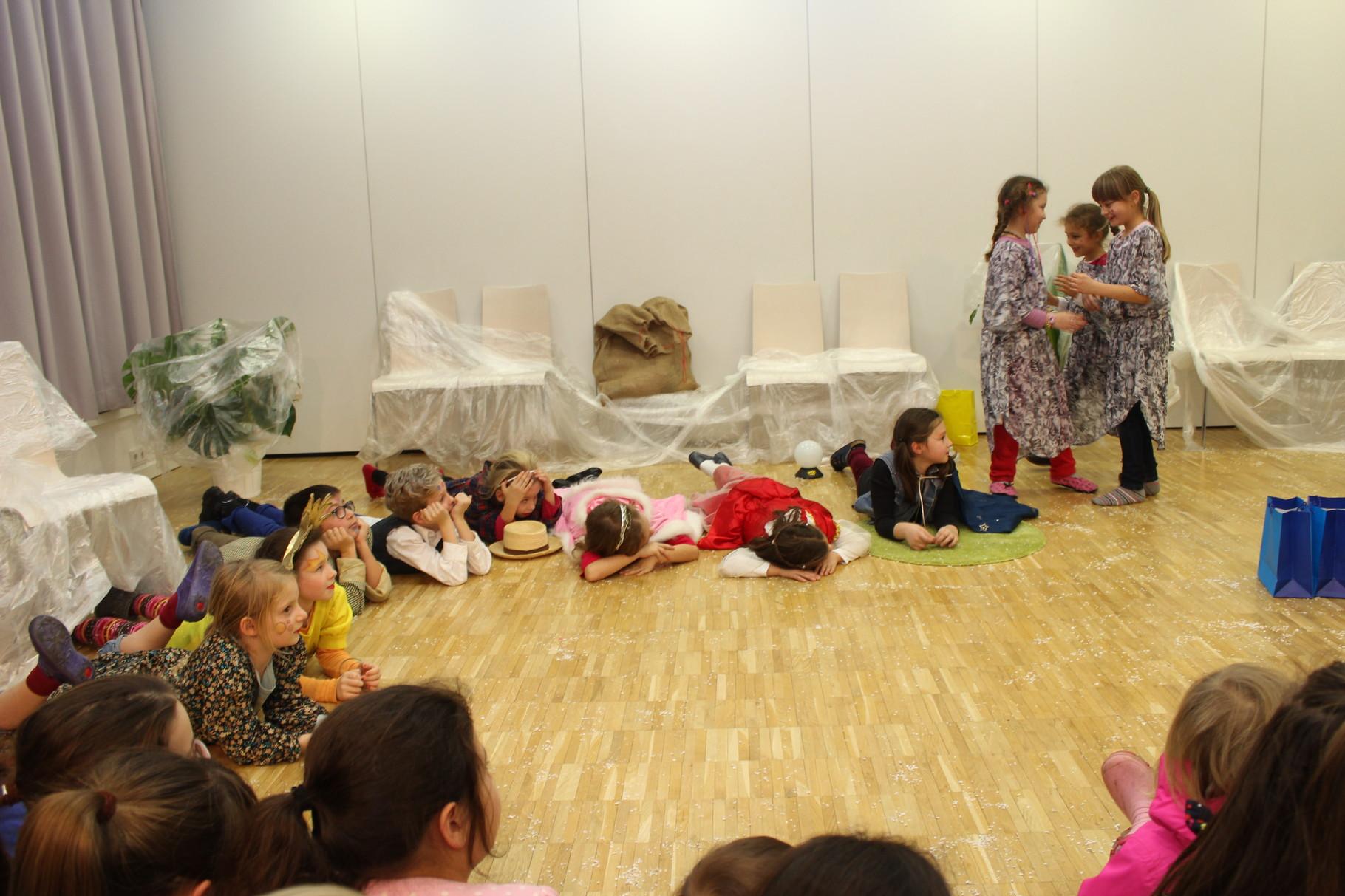 Theaterprojekt 2015 Rosenheim