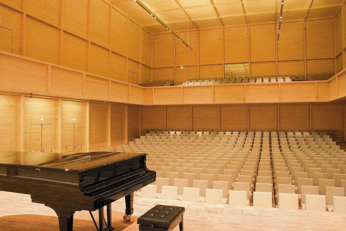 Franz Liszt Konzerthaus Raiding