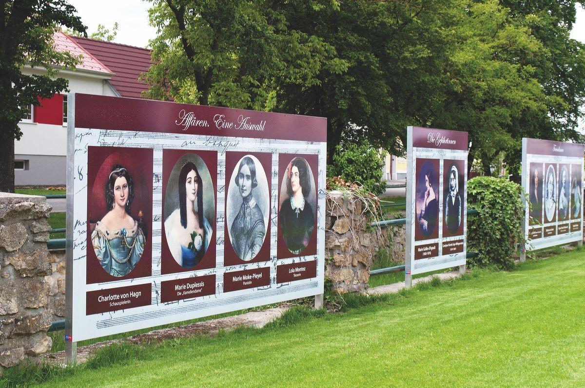 Franz Liszt – die Affären
