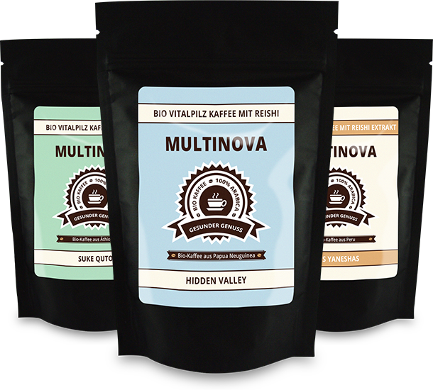 Multinova Kaffee