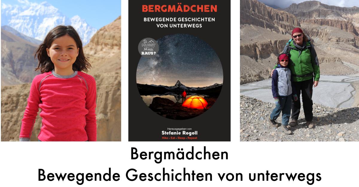 Bergmädchen – Bewegende Geschichten von unterwegs (mit Verlosung)