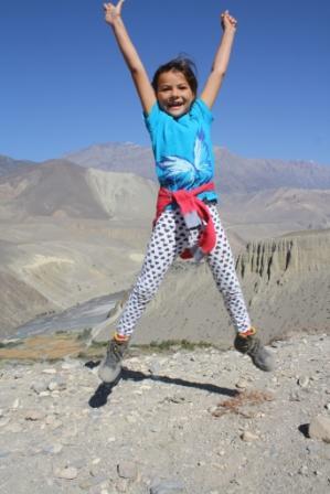 1000 K challenge, wandern mit Kind
