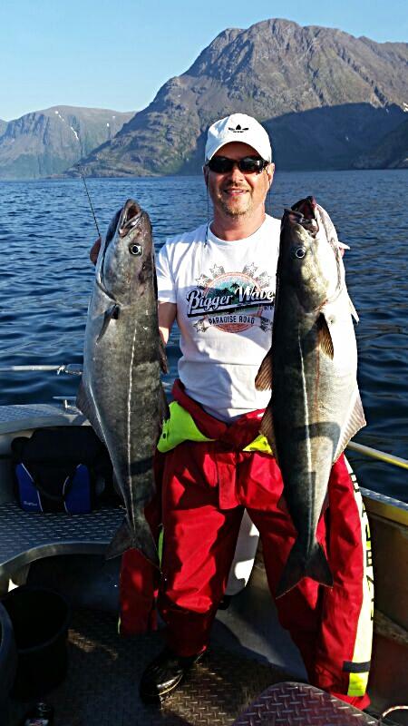Seelachs-Doppelpack vom Oksfjord