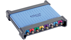 PicoScope 4000 シリーズ
