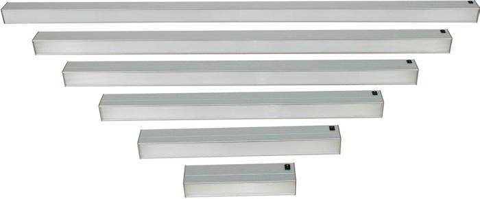 Abstufungen der LED Systemleuchten LED SAL von BATZ LEUCHTSYSTEME