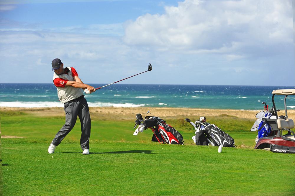 Les Landes, terre de golf - Crédit : Didier Bailli