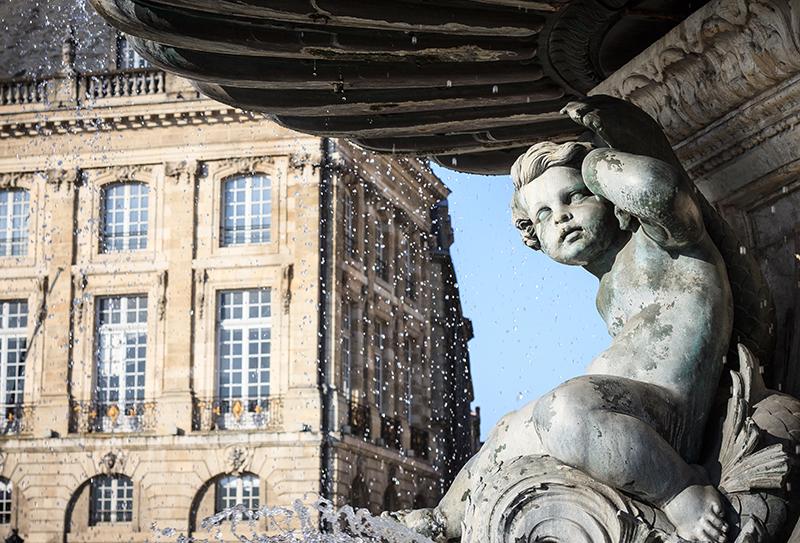 Bordeaux, classée au Patrimoine UNESCO - Crédit : David Remazeilles (Gironde Tourisme)