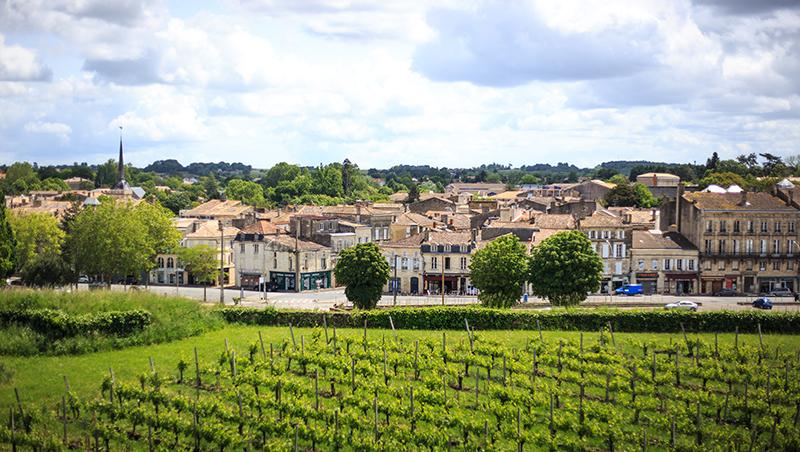 Sur l'Estuaire de la Gironde, la Citadelle de Blaye - Crédit : David Remazeilles (Gironde Tourisme)