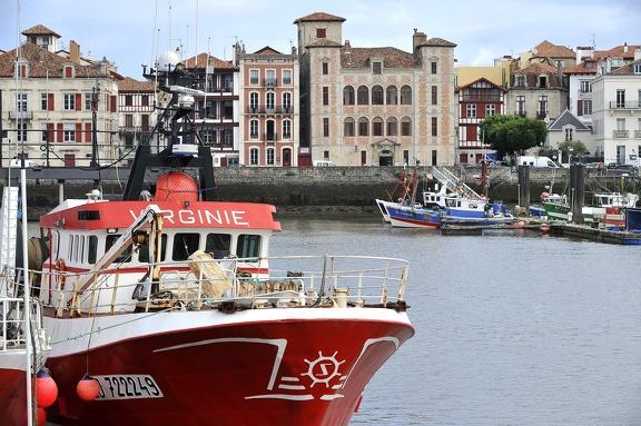 Saint-Jean-de-Luz, étape indispensable sur la Côte Basque - Crédit : CDT 64