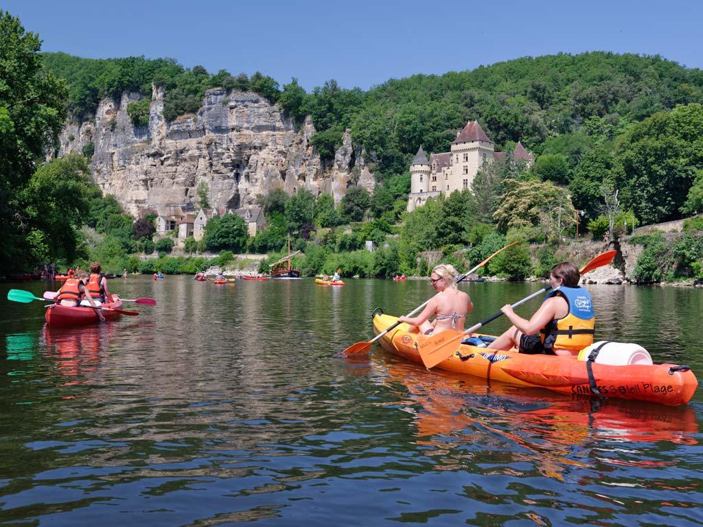 La Dordogne, l'une des plus belles rivières de France ! - Crédit : Jonathan Barbot