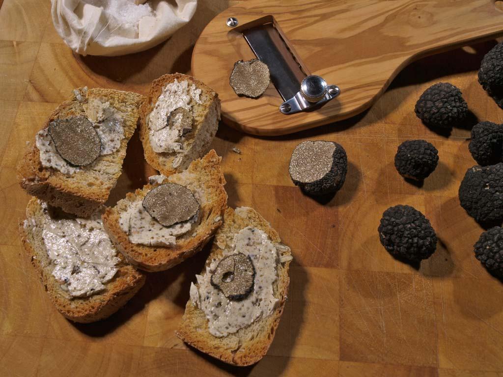 La truffe noire, du Périgord Noir - Crédit : CDT Dordogne
