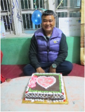 Soms Geburtstag