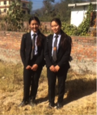 Bishnu and Sumni