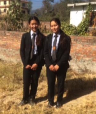 Bishnu und Sumni