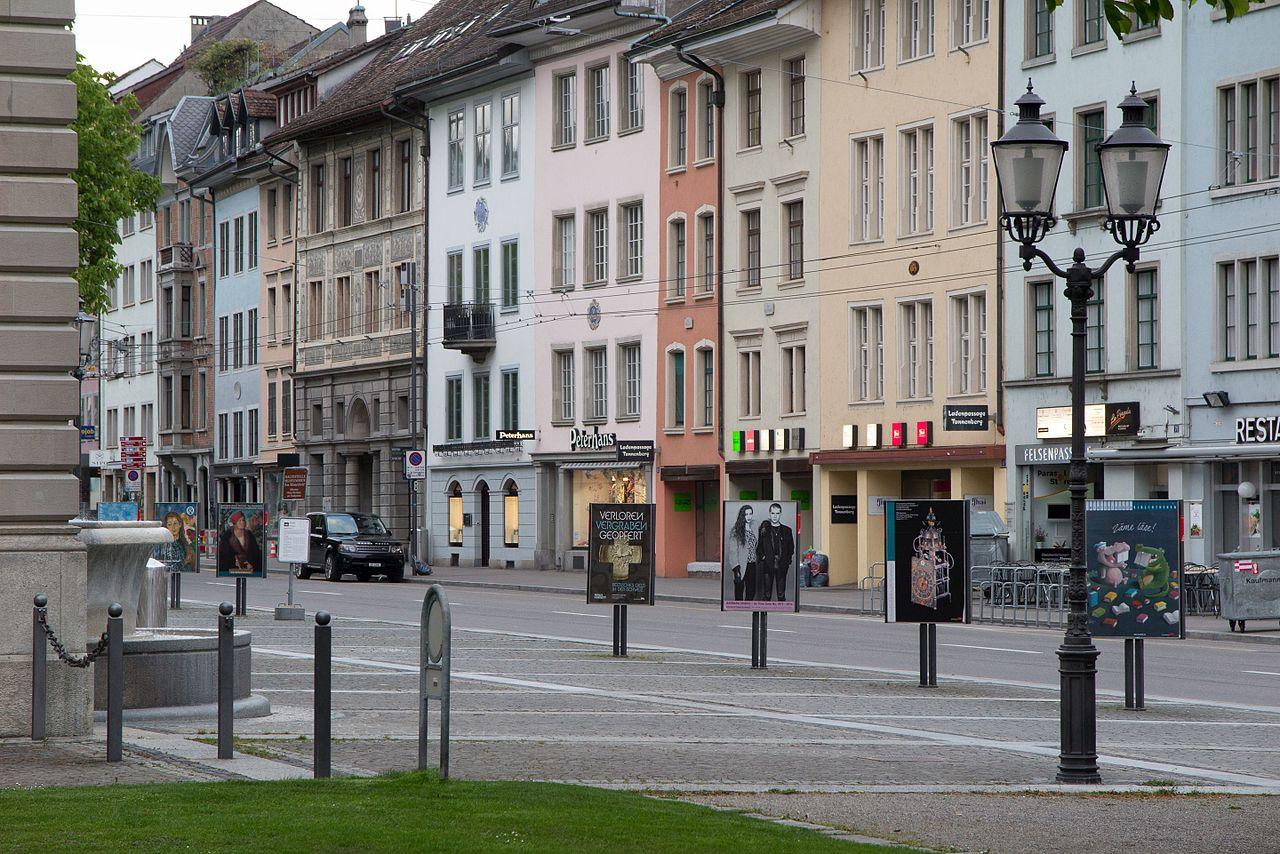 Stadthausstrasse - verpasste Chance für einfache, kostengünstige und rasche Lösung