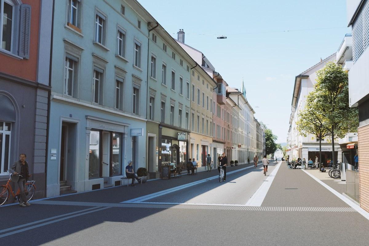 Verkehrskonzept Neuwiesen 4.0 - Interpellation