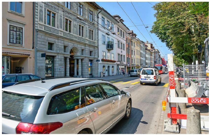 Stadthausstrasse Winterthur