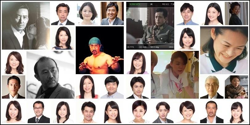 芸能プロダクション「リガメント」~永倉大輔を筆頭に、演技の俳優が所属する俳優事務所です