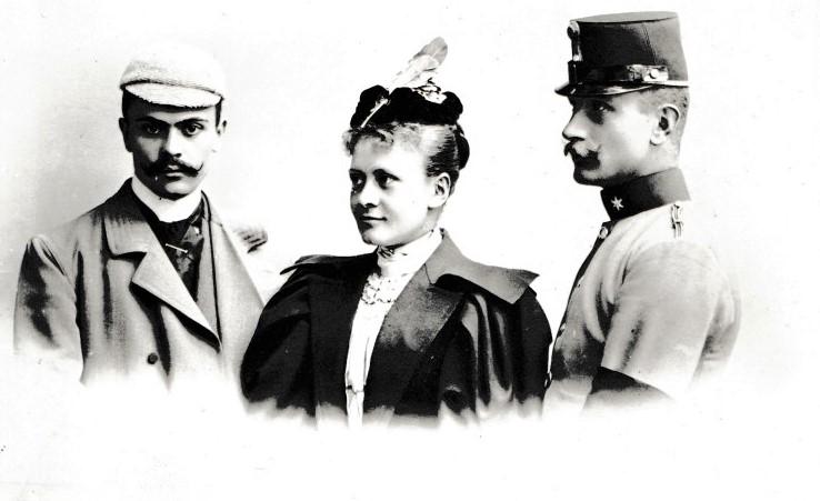 Egon, Rita, Adalbert