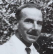 Alexander Emil, Ausschnitt aus Familienbild, Zwischenkriegszeit, identifiziert.  Erhalten vom Kurator des Museums Schloss Bielsko, Polen.