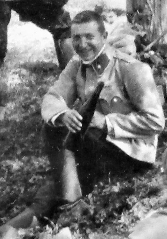 Ende Mai 1915, nördlich Delatyn.