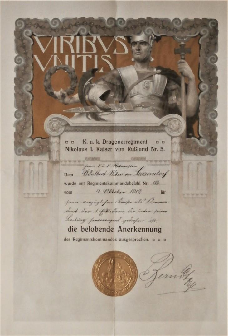 Belobung 1912