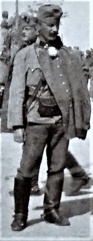 Zgfr Franz Tommasini, 1. Zug/3. Esakadron.