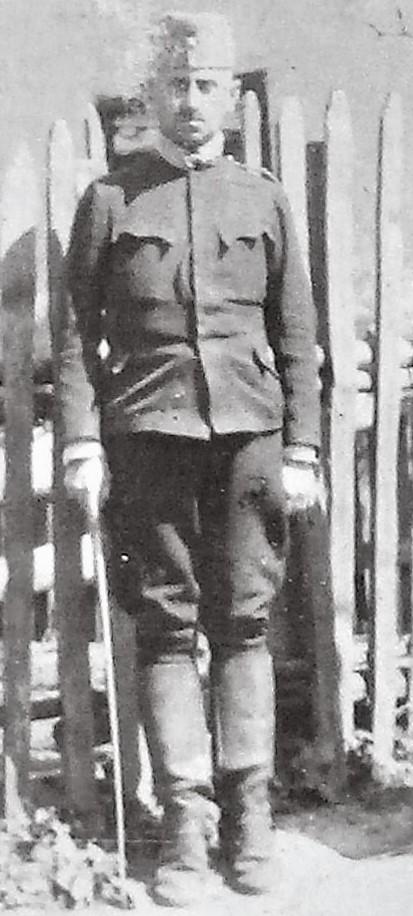 Czigelka, April 1915.