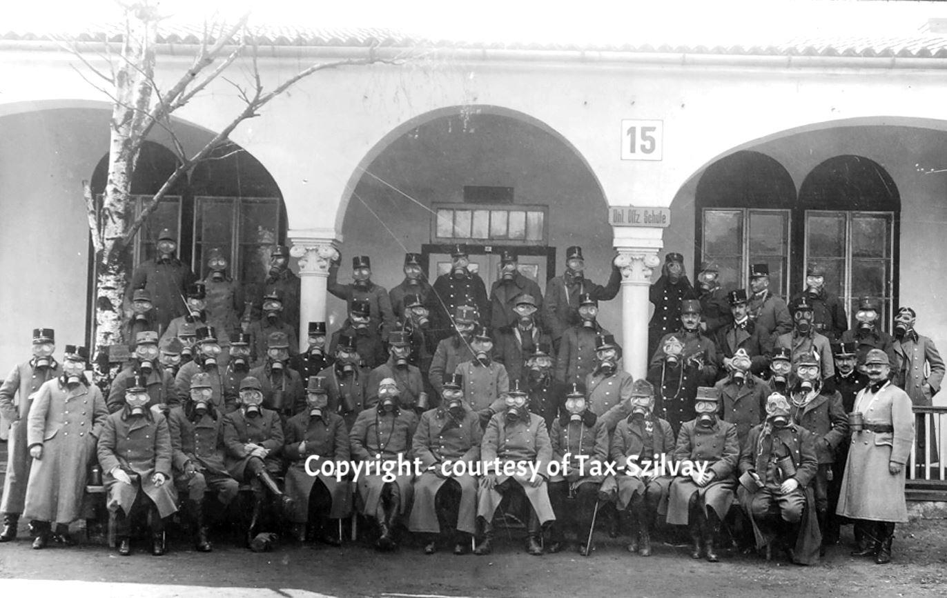 Gas-Kurs, verm. Frühjahr 1917