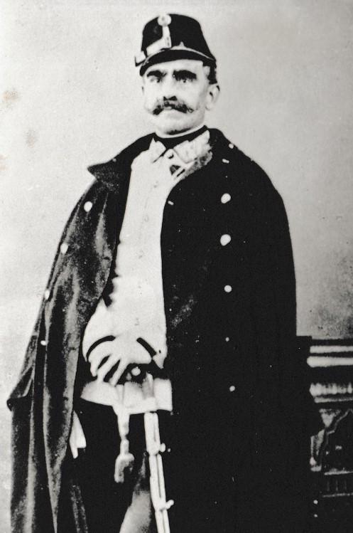 Großvater Ludwig als Generalauditor