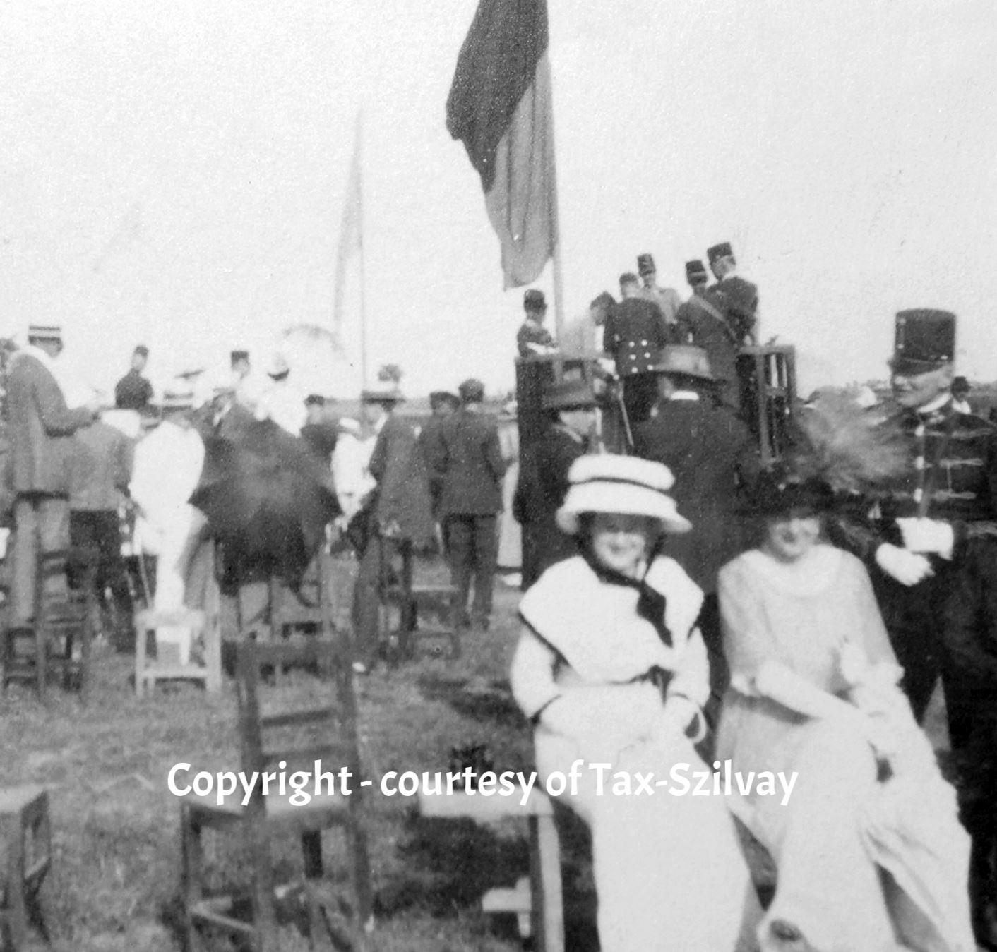 Pferdeturnier, verm. 1918 in Ungarn