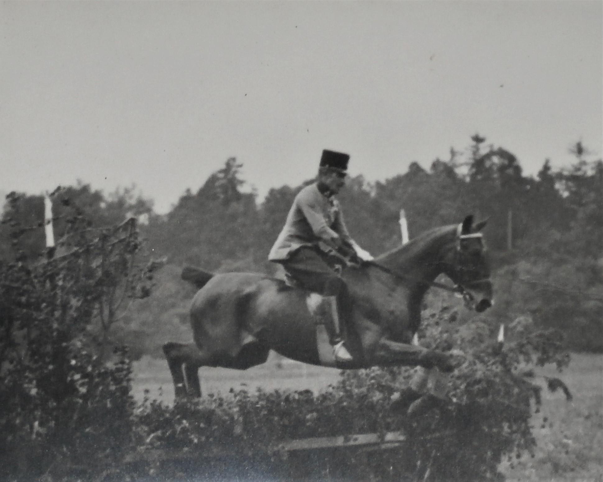 Rittmeister Graf Auersperg