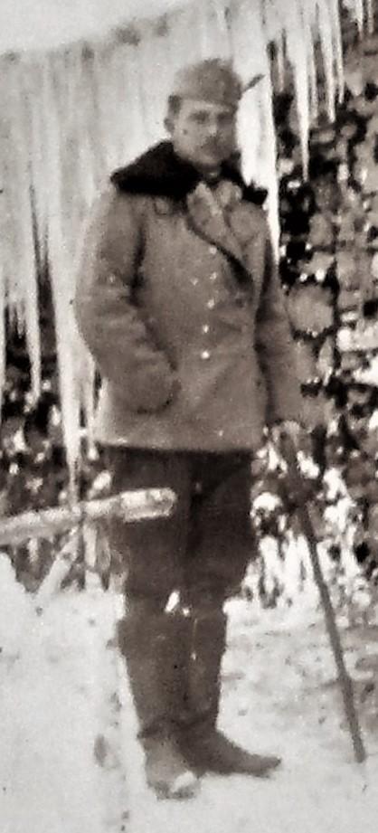 Czernelica, Dnjestr, 1915/16