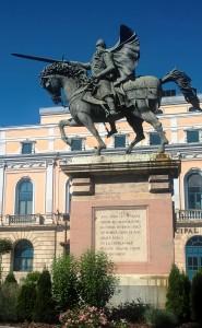 """El """"Mio Cid"""", en Burgos"""