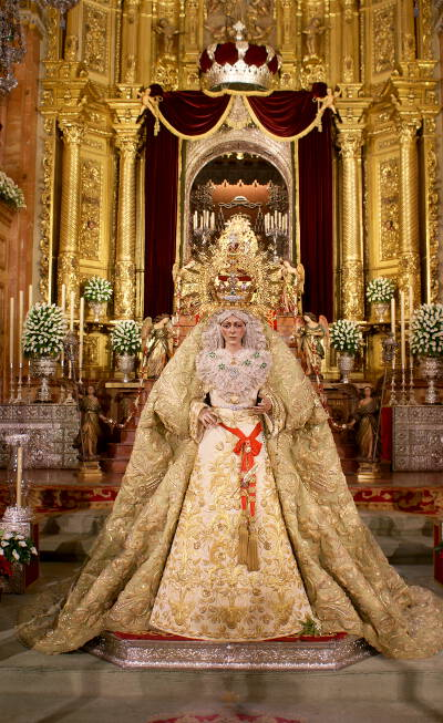 Nuestra Señora de la Esperanza Macarena, Sevilla.