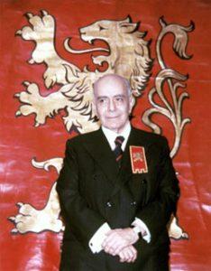 Prof. Plinio Correa de Oliveira