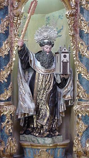 Profeta Elías - Basílica de Nuestra Señora del Carmen - Recife (Brasil)