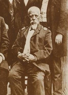 Eloy Alfaro, líder de la Revolución Liberal
