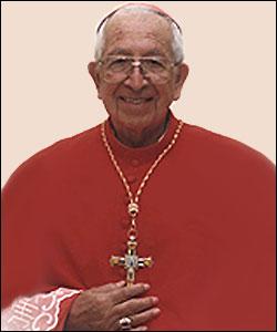 Cardenal ecuatoriano Bernardino Echeverría Ruíz (1912-2000)