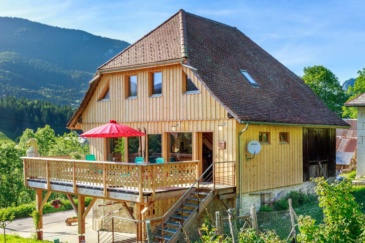 Holiday Home in the Alps near Grenoble, France - Site de gite-cheval ...