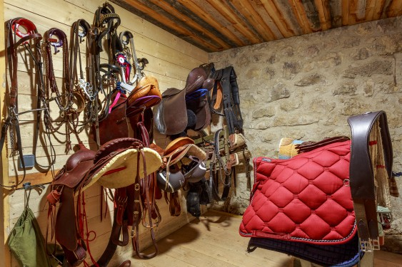 Sellerie-saddlery-Sattelraum