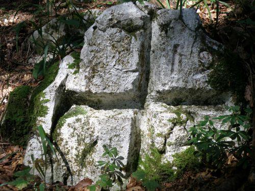 Alpes-Croix-Chartreux-Alps-Carthusian-Cross-Karthäuserkreuz