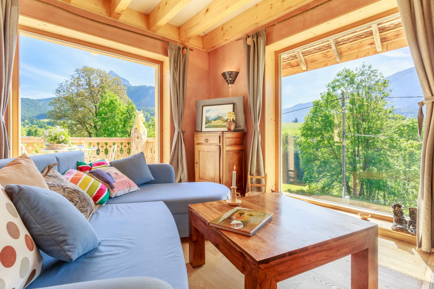 Gite-rural-Holiday-Alps-Ferienhaus-Alpen