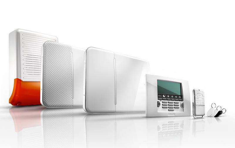 Smart Home-Sicherheitslösungen von Somfy