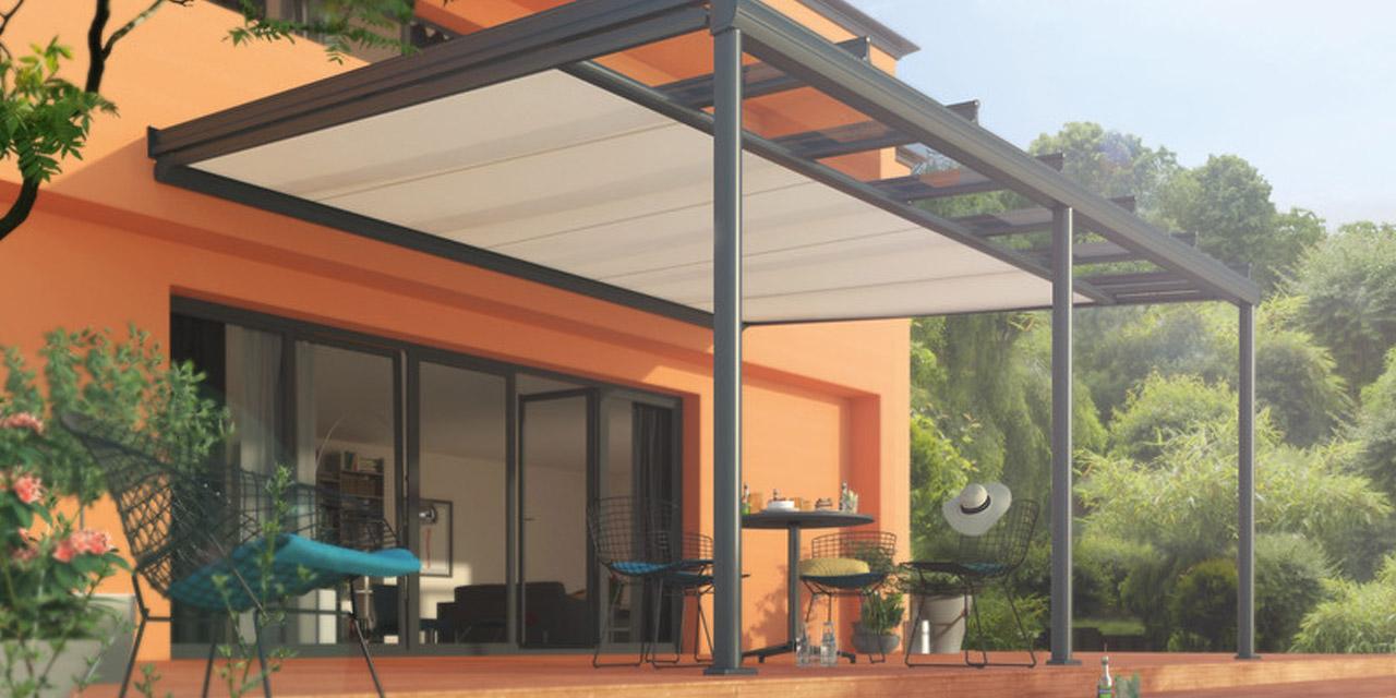 Terrassendach-Erweiterung «Sottezza»