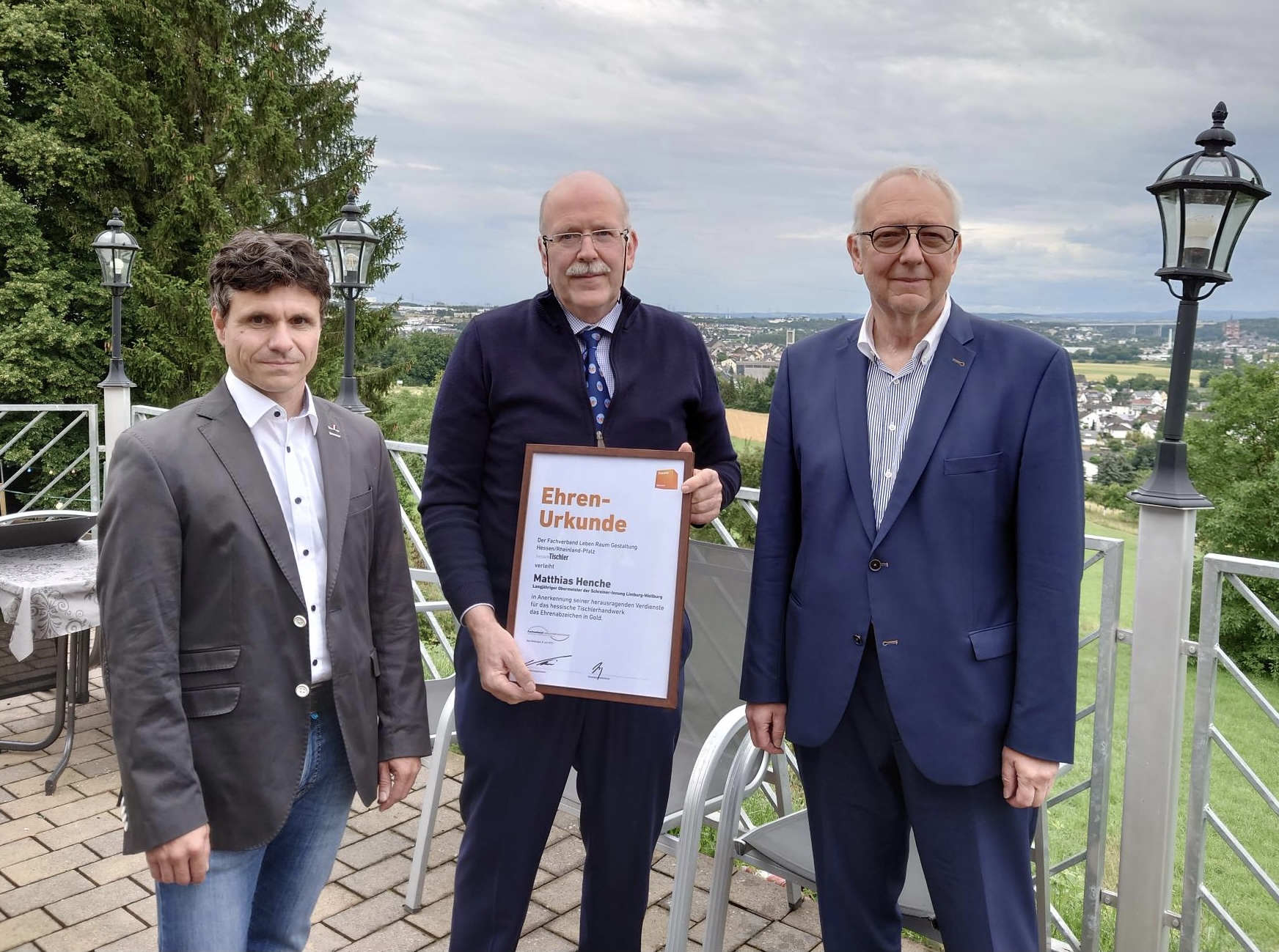 Christian Kunz neuer Obermeister in Limburg-Weilburg