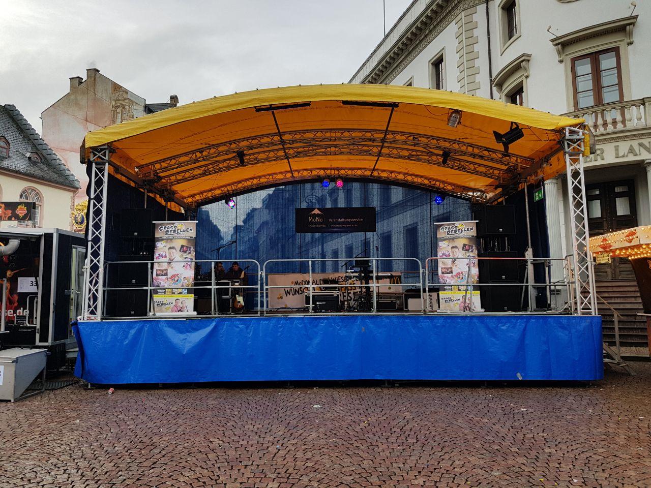 Karneval´s Umzug in  Wiesbaden
