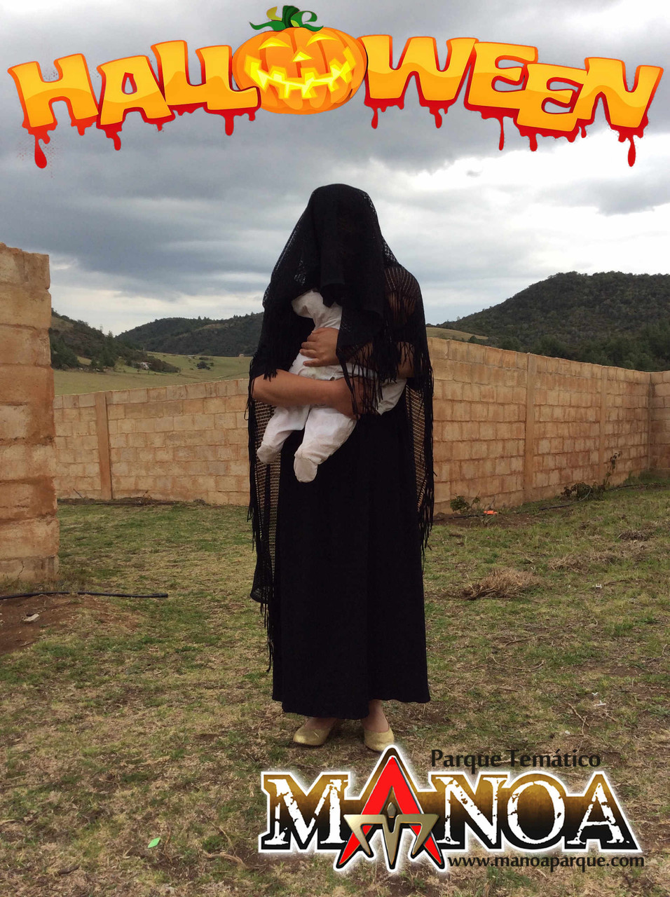Halloween 2015 au parc