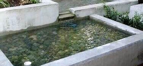 Imprägnierung, Brunnenabdichtung, Springbrunnen dicht, Abdichtung, abdichten, Wasserdruck, nachhaltig, dauerhaft