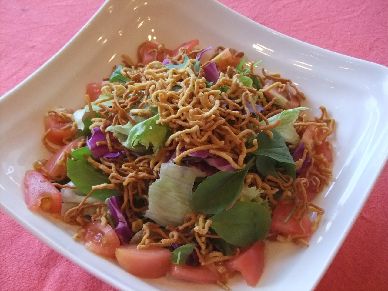 パリ麺サラダ